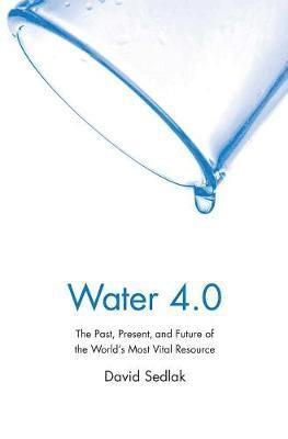 bokomslag Water 4.0 - the past, present, and future of the worlds most vital resource