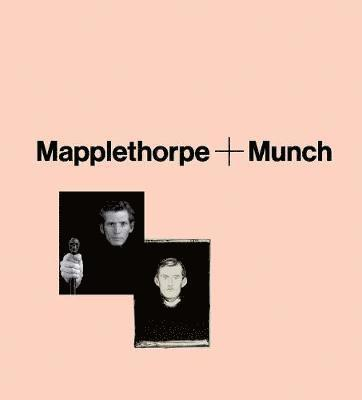 bokomslag Mapplethorpe + Munch
