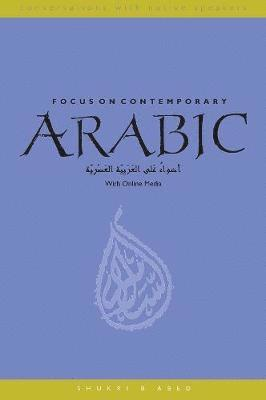 bokomslag Focus on Contemporary Arabic: With Online Media