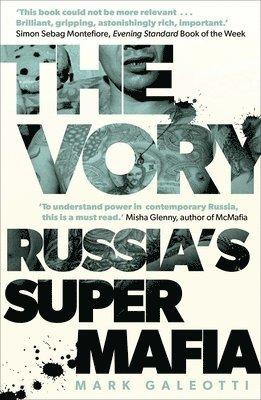 bokomslag The Vory: Russia's Super Mafia