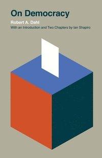 bokomslag On Democracy