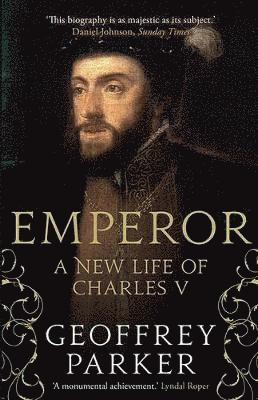 bokomslag Emperor: A New Life of Charles V