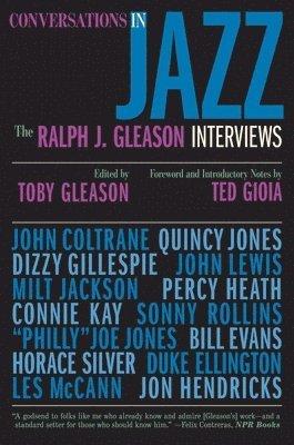 bokomslag Conversations in Jazz
