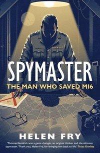 bokomslag Spymaster