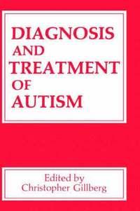 bokomslag Diagnosis and Treatment of Autism