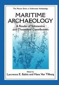 bokomslag Maritime Archaeology