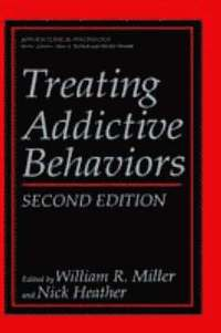 bokomslag Treating Addictive Behaviors