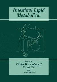 bokomslag Intestinal Lipid Metabolism