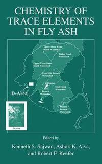 bokomslag Chemistry of Trace Elements in Fly Ash