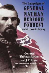 bokomslag The Campaigns Of General Nathan Bedford Forrest And Of Forrest's Cavalry