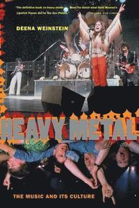 bokomslag Heavy Metal