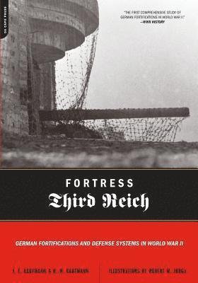 bokomslag Fortress Third Reich