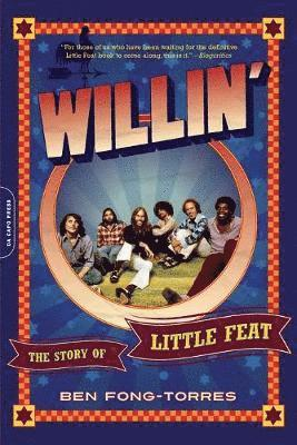bokomslag Willin - the story of little feat
