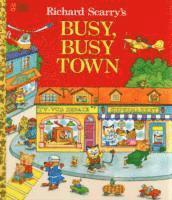 bokomslag Richard scarrys busy, busy town