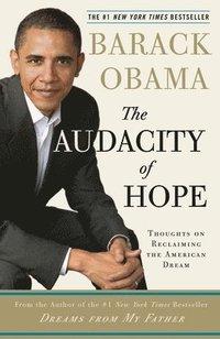 bokomslag The Audacity of Hope