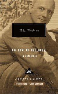 bokomslag The Best of Wodehouse: An Anthology