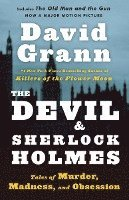 bokomslag The Devil and Sherlock Holmes: Tales of Murder, Madness, and Obsession