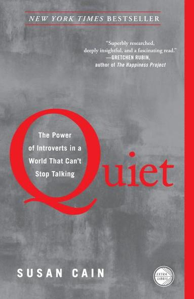 bokomslag Quiet: The Power of Introverts in a World That Can't Stop Talking