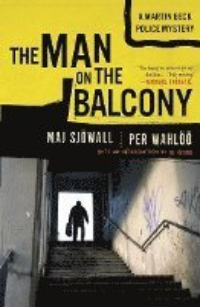 bokomslag Man On The Balcony