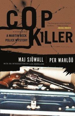 bokomslag Cop Killer: A Martin Beck Police Mystery (9)