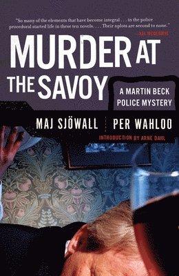 bokomslag Murder at the Savoy: A Martin Beck Police Mystery (6)
