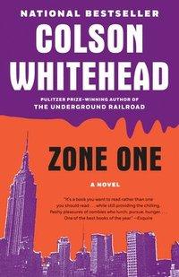 bokomslag Zone One