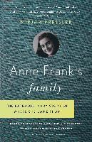 bokomslag Anne Frank's Family: The Extraordinary Story of Where She Came From, Based on More Than 6,000 Newly Discovered Letters, Documents, and Phot