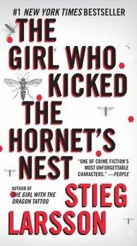 bokomslag The Girl Who Kicked the Hornet's Nest