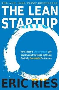 bokomslag The lean startup