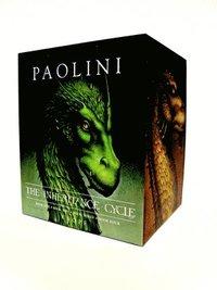 bokomslag Inheritance Cycle 4-Book Hard Cover Boxed Set (Eragon, Eldest, Brisingr, Inheritance)