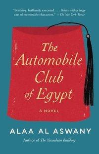 bokomslag The Automobile Club of Egypt