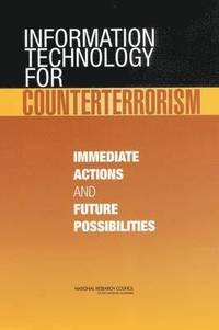 bokomslag Information Technology for Counterterrorism