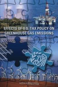 bokomslag Effects of U.S. Tax Policy on Greenhouse Gas Emissions
