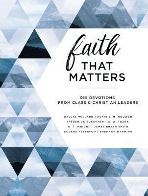 bokomslag Faith That Matters