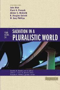 bokomslag Four Views on Salvation in a Pluralistic World