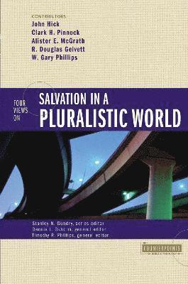 bokomslag Four Views on Salvation in a Pluralistic World