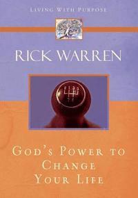 bokomslag God's Power to Change Your Life