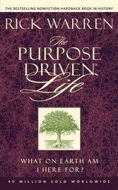 bokomslag The Purpose Driven Life