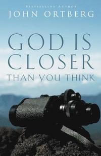 bokomslag God Is Closer Than You Think