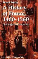 bokomslag A History of France, 1460-1560