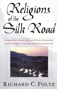 bokomslag Religions of the Silk Road