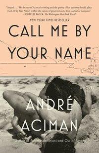 bokomslag Call Me By Your Name