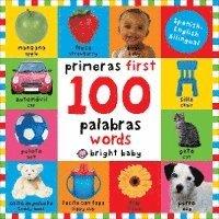 bokomslag Primeras 100 palabras / First 100 Words Bilingual