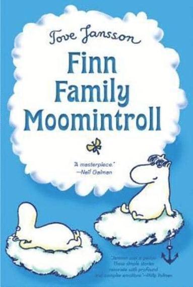 bokomslag Finn Family Moomintroll (US)