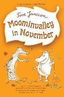 bokomslag Moominvalley in November