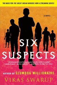 bokomslag Six Suspects