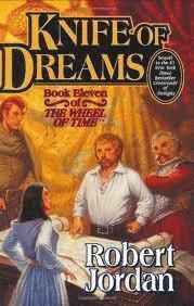bokomslag Knife of dreams