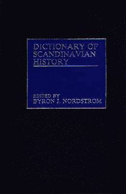 Dictionary of Scandinavian History 1