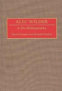 bokomslag Alec Wilder