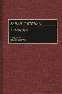bokomslag Sarah Vaughan